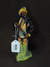 Royal Doulton Figurine. Blue Beard.