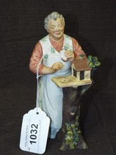 Royal Doulton Figurine. Good Morning.