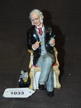 Royal Doulton Figurine. The Doctor.