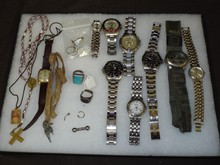 Costume & Silver Jewelry Lot