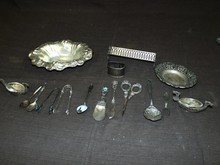 Sterling Lot, Assorted Pieces
