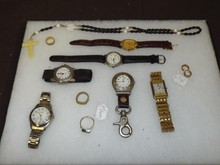 Costume Jewelry, Gold & Silver Lot.