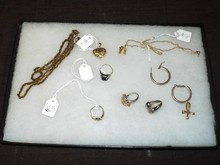 Jewelry and Costume Lot.