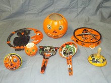 Lot of Halloween Decorations