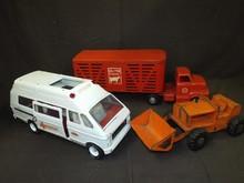 Pressed Steel Vehicle Lot