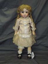 French Bisque Doll.