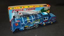 Japanese Tin Eagle Train Boxed.