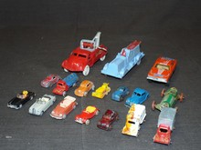 Miscellaneous Miniature Toy Vehicle Lot