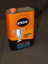 COX Racing Fuel Can