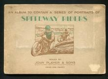 Speedway Riders Tobacco Card Album, John Player