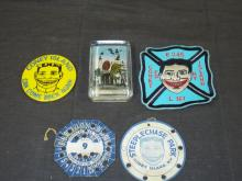 Coney Island Collectible Lot