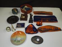 1939 Worlds Fair Collectables Lot.