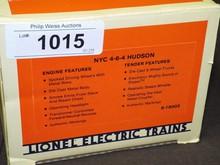 Lionel 6-18002 NYC 4-6-4 Hudson