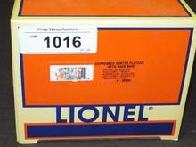 Lionel 6-36900 Depressed Center Flatcar