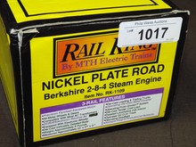 MTH #RK-1109 Nickel Plate Road Berkshire Engine