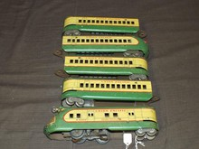 Marx Tin Plated Union Pacific M-10000 Set