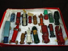 Vintage Toy Vehicle Lot.