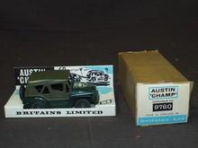 Britains. 9760 Austin Champ.