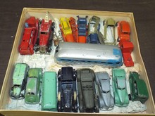 Vintage Tootsie Toy Vehicle Lot.