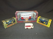 Die Cast Vehicle Lot.