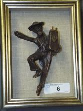 Zachary Oxman Judaica Bronze Sculpture