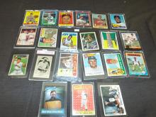 Mixed Card Lot.