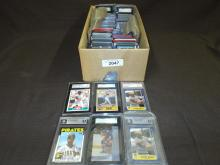 Superstar Card Lot.