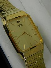 A Seiko watch