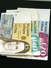Irish bank notes