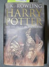 A limited edition copy of 'Harry Potter and the Order of the Phoenix'