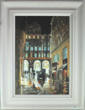 Charles Rowbotham, 'On the Move II', 5/1015, hand enhanced canvas, 36 x 51cm, with certificate of authenticity