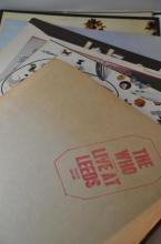 Various artists - a collection of rock LPs including The Who Live at Leeds (red lettering with inserts) The Rolling Stones