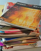 Various artists - approximately 38 mixed sheet music books including Queen, Elvis Presley, Micheal Jackson and Status Quo