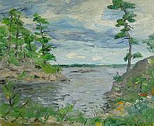 William Goodridge Roberts Georgian Bay