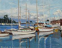Nicolas N. de Grandmaison Coal Harbour, Vancouver