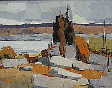 Donald Smith Fall Colour, Northern Lake
