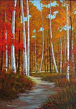 Chris MacClure Walk in the Woods