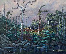 Philip Buytendorp Woodland Lake