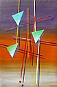 Waldemar Smolarek Abstract of Suspended Triangles