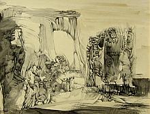 Gary Slipper Visitation from the Gods