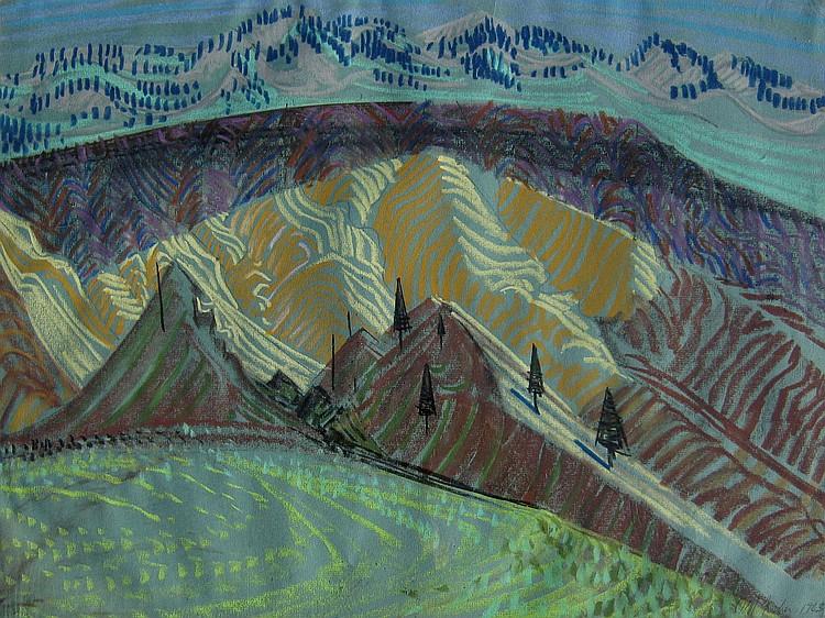 Orville Fisher Landscape