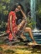 Baron von Nagy 3 Tahitian Portraits