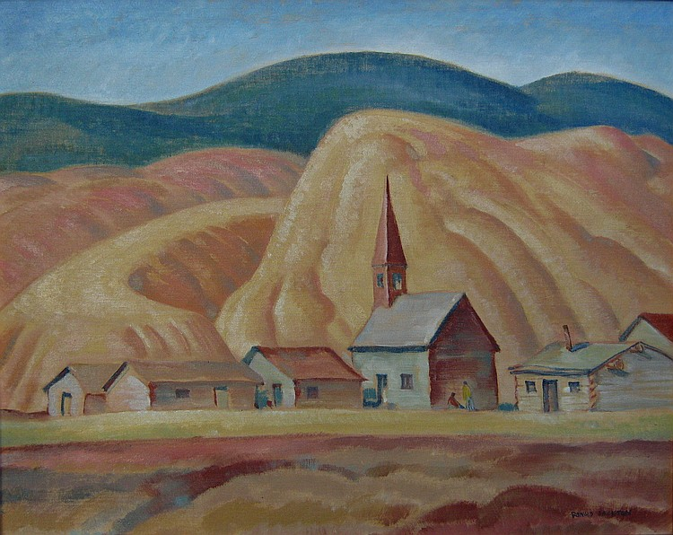 Ronald Jackson Cariboo Church & Settlement