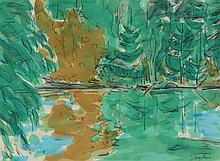 Gordon Snyder Woodland Lake