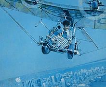 Robert Genn High Flyer; Sweet Dreams