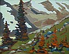 Bill Townsend Mountain Landscape
