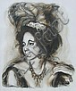 Schoneberg Portrait of Lady, Sheldon C.  Schoneberg , Click for value