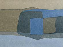 Toni Onley Blue Water