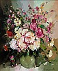 Ingfried Henze-Morro Floral Still Life