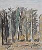 Stanley Cosgrove Treed Landscape